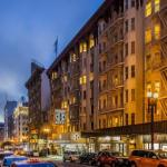 Accommodation near Golden Gate Theatre - Handlery Union Square Hotel