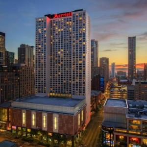 Instituto Cervantes of Chicago Hotels - Chicago Marriott Downtown Magnificent Mile