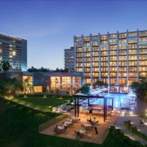 Marriott Newport Beach Hotel And Spa