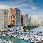 Accommodation near Bayfront Park - Miami Marriott Biscayne Bay