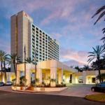 Accommodation near Viejas Arena - San Diego Marriott Mission Valley