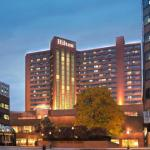 Times Union Center Accommodation - Hilton Albany