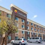 Accommodation near Sleep Train Amphitheatre Chula Vista - Comfort Inn Chula Vista San Diego South
