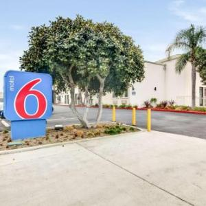 Hotels near CSU Dominguez Hills - Motel 6 Carson