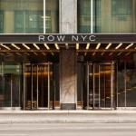 Lyric Theatre New York Accommodation - Row NYC