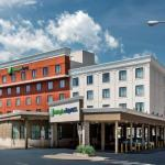 Accommodation near Times Union Center - Holiday Inn Express Albany Downtown