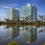 Hotels near Amway Center - DoubleTree by Hilton at the Entrance to Universal Orlando