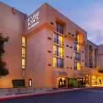 Accommodation near San Jose Convention Center - Four Points By Sheraton San Jose Airport