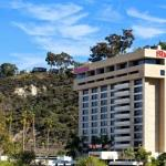 Accommodation near Viejas Arena - Sheraton San Diego Mission Valley