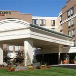 Accommodation near Hillcrest Country Club - Courtyard By Marriott Boston Marlborough
