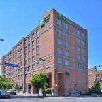 Accommodation near First Niagara Center - Comfort Suites Downtown Buffalo