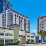 Hotels near The Reef Long Beach - Rodeway Inn Long Beach