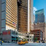 Accommodation near Lincoln Center for the Performing Arts - Sheraton New York Times Square Hotel