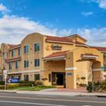 Ventura County Fairgrounds Accommodation - Comfort Inn Ventura Beach