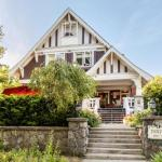 The Manor Guest House, Vancouver, Kanada