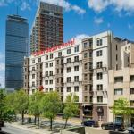 Accommodation near Fenway Park - The Copley Square Hotel