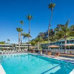 Accommodation near Shiley Theatre - Travelodge San Diego Mission Valley/Hotel Circle