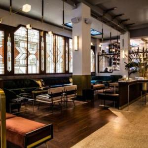 Hotels near Blue Smoke New York - The Evelyn