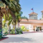 Accommodation near Le Petit Trianon Theatre - Wyndham Garden San Jose Airport