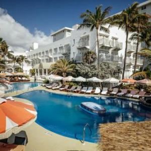 The Savoy Hotel & Beach Club in Miami Beach