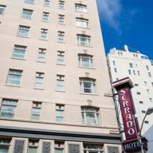 Hotels near Golden Gate Theatre - Serrano Hotel