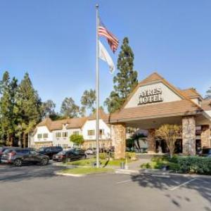 Ayres Inn Corona East/West Riverside
