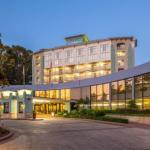 Accommodation near Shoreline Amphitheatre - Crowne Plaza Cabana Palo Alto
