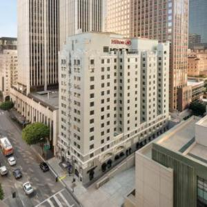 Hilton Checkers Los Angeles