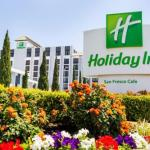 San Jose Convention Center Hotels - Holiday Inn San Jose Airport