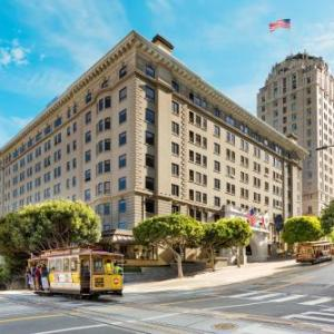 Hotels near Actors Theatre San Francisco - Stanford Court San Francisco