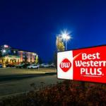 Red Deer Arena Hotels - BEST WESTERN PLUS Red Deer Inn & Suites