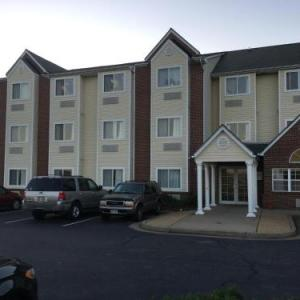 Henrico Theatre Hotels - Microtel Inn & Suites By Wyndham Richmond Airport
