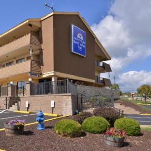 Hotels near Metropolis Pittsburgh - Americas Best Value Inn Pittsburgh Airport