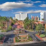 Accommodation near House of Blues Las Vegas - Desert Rose Resort