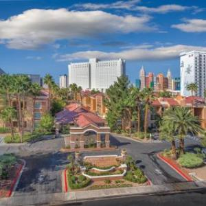 Hotels near MGM Grand Garden Arena - Desert Rose Resort