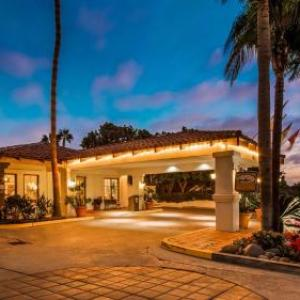 Brick By Brick San Diego Hotels - Best Western Plus Hacienda Suites-Old Town