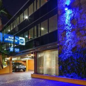Ford Theatres Los Angeles Hotels - BEST WESTERN Hollywood Plaza Inn