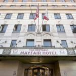Los Angeles Center Studios Accommodation - The Historic Mayfair Hotel