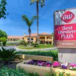 Accommodation near Cache Creek Casino Resort - Best Western Plus Inn Dixon
