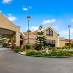 Accommodation near Amway Center - Best Western Orlando West