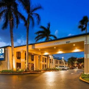 Sunshine Cathedral Hotels - Best Western Fort Lauderdale Airport/Cruise Port