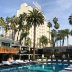 Accommodation near Egyptian Theatre Hollywood - Hollywood Roosevelt Hotel