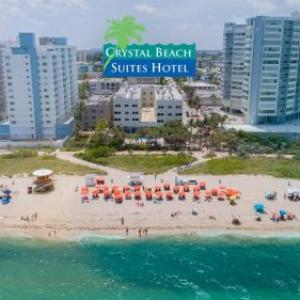 Hotels near Byron Carlyle Theater - Crystal Beach Suites Hotel