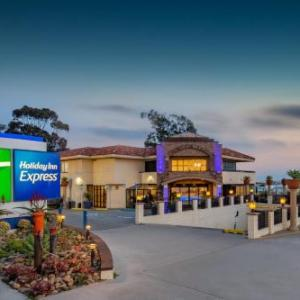 Port of San Diego Hotels - Holiday Inn Express San Diego Airport - Old Town