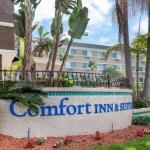 Accommodation near Jenny Craig Pavilion - Comfort Inn & Suites San Diego - Zoo Seaworld Area