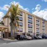 The Phoenix Club Anaheim Hotels - Comfort Inn & Suites Anaheim