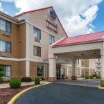 Hotels near Horseshoe Casino Hammond - Comfort Suites Lansing