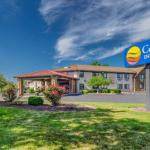 Accommodation near Log Cabin Delaney House - Comfort Inn & Suites West Springfield