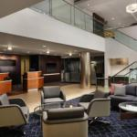 Los Angeles Accommodation - Courtyard By Marriott Los Angeles Century City/Bev