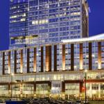 Accommodation near Great Lakes Science Center - Aloft Cleveland Downtown